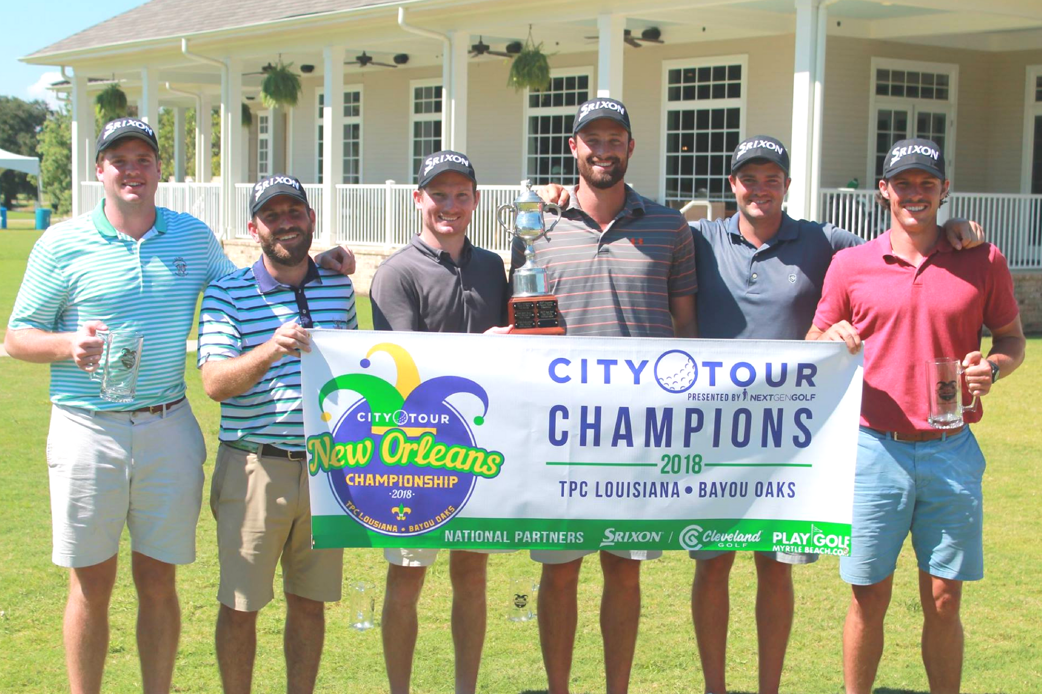2018 city tour champions best ball