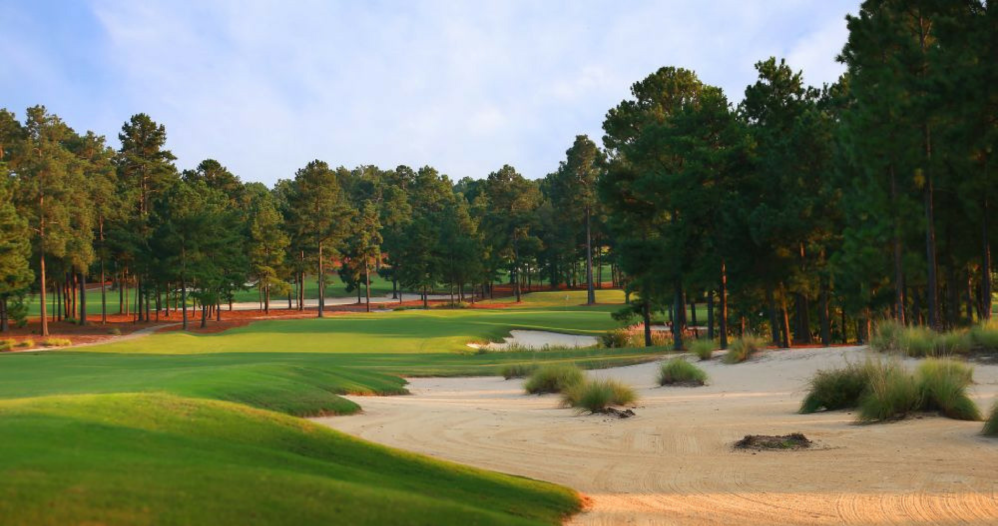 Pinehurst resort city championship
