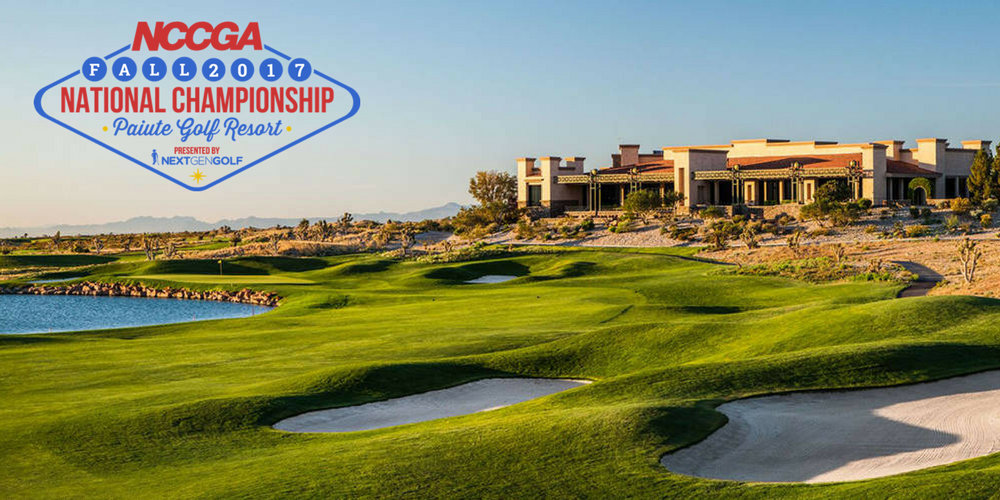 NCCGA National Championship Las Vegas Paiute Golf Resort