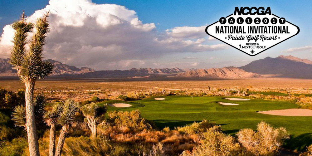NCCGA National Invitational Las Vegas Paiute Golf Resort