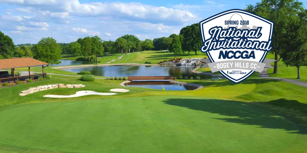NCCGA Spring 2018 National Championship at Norwood Hills Country Club