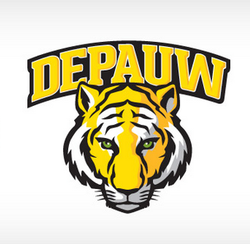 Image result for depauw university logo