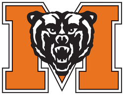 Mercer m bear logo