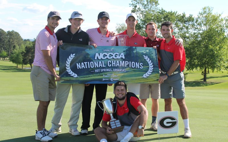 Georgia-NCCGA-National-Champions-Spring-2017