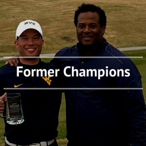 Former College Golf Champions