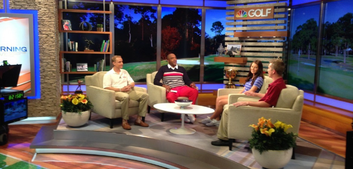 Nextgengolf on the Morning Drive