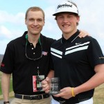 Adam Englehorn and Kris Hart from the NCCGA