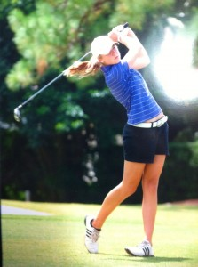 Look Out, Boys: Women Taking Over College Golf
