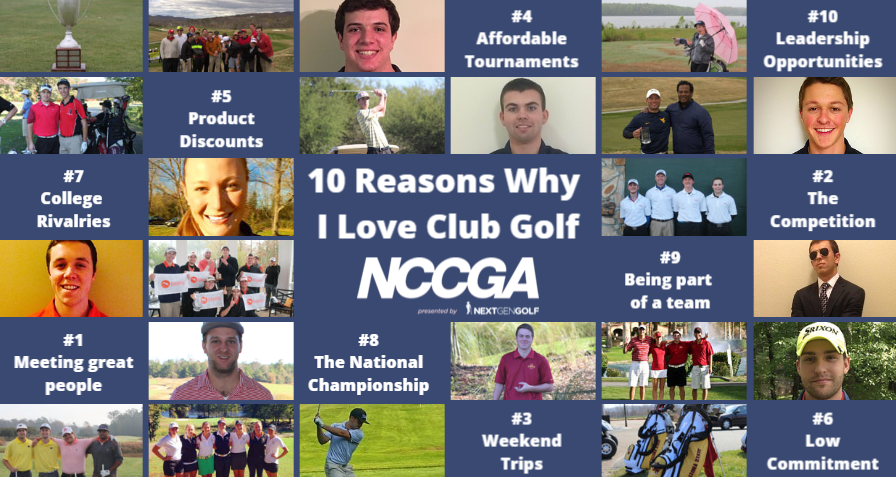 10 Reasons Why I Love Club Golf