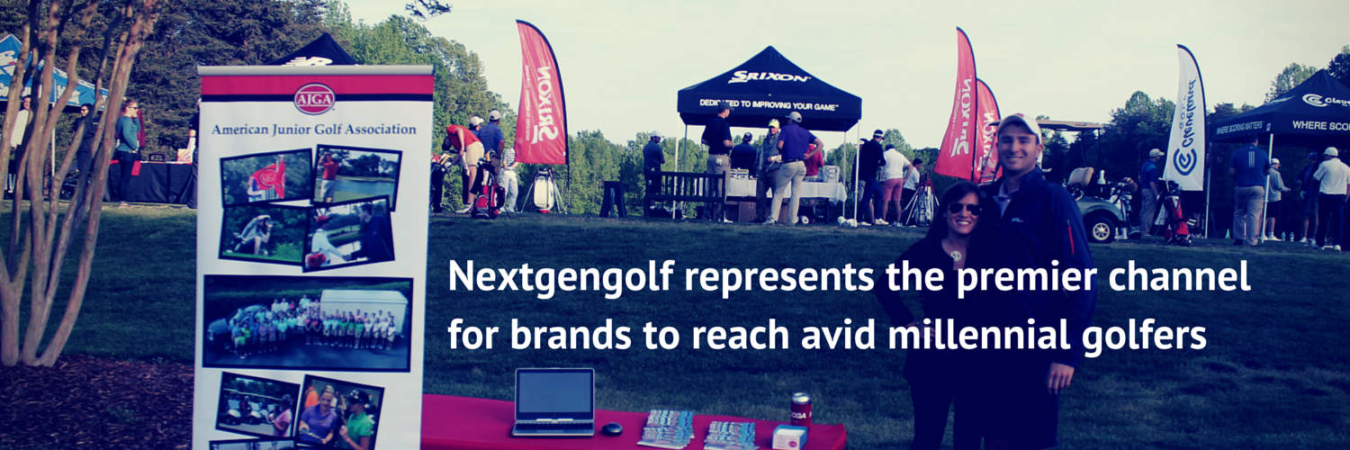 Nextgengolf represents the premium channel
