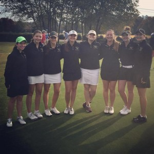 Wake Forest Club Golf Team