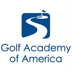 golf academy of america logo