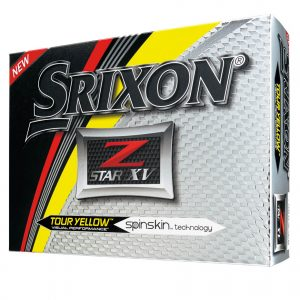 New Srixon Z-STAR XV
