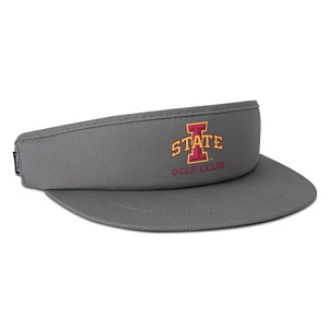 iowa state golf visor imperial