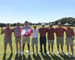 Texas team of the week NCCGA