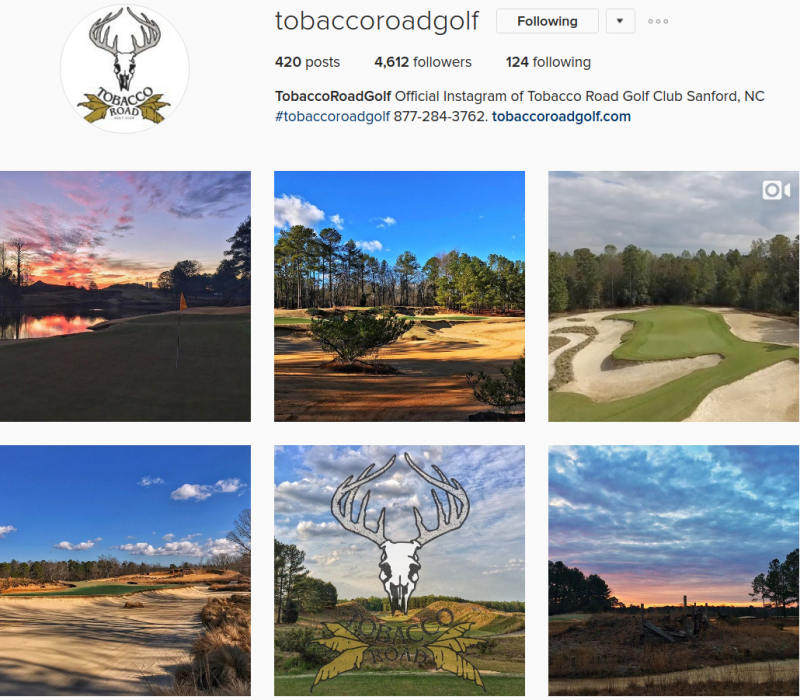 Tobacco Road Instagram