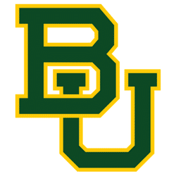 Baylor University club golf (B)