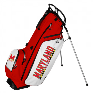 NCCGA Ouul custom college golf bag