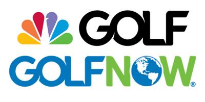 Golf channel and GolfNow logo