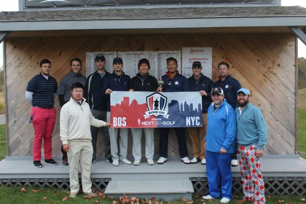 New York Golf City Tour Ryder Cup Champions