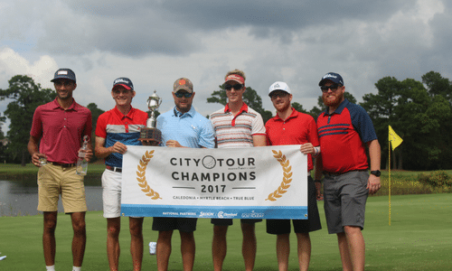 City Championship Best Ball winners