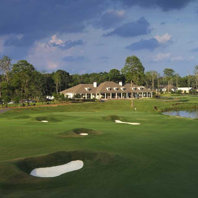 TPC louisiana 18th