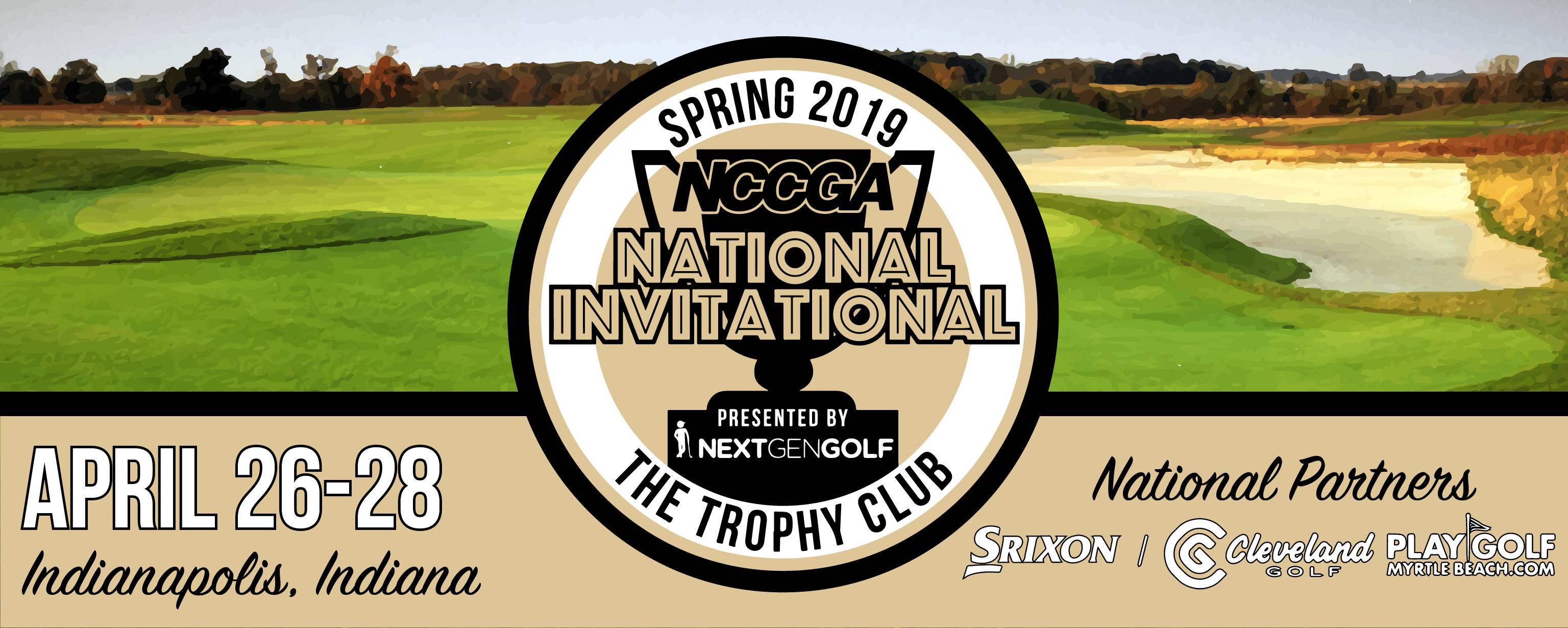 Spring 2019 NCCGA National Invitational