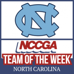 North Carolina team of the week NCCGA