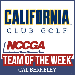 California team of the week NCCGA