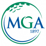 Metropolitian Golf Association Golf Handicap Logo