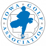 iowa Golf Handicap Logo