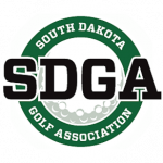 South dakota Golf Handicap Logo