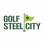 Golf Steel City Logo